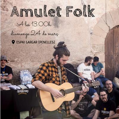 Actuació músical AMULET FOLK