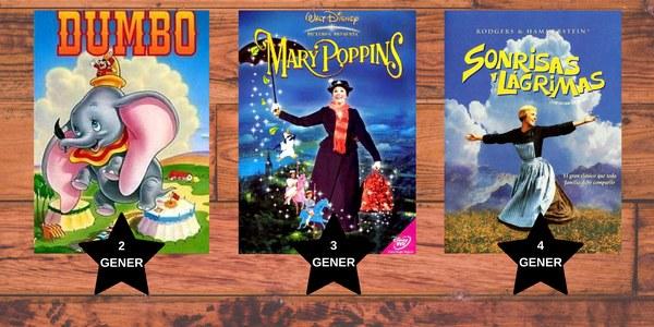 "Cicle de cinema clàssic i familiar: ""MARY POPPINS"""