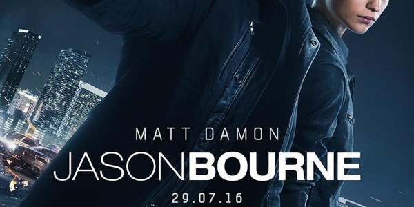 """Jason Bourne"" al Cinema Kursaal"