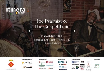 Joe Psalmist & The Gospel Train