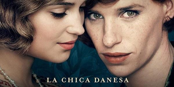"""""""LA CHICA DANESA"""" al cinema Kursaal"""