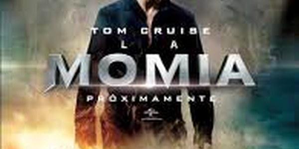 """""""LA MOMIA"""" al cinema Kursaal"""
