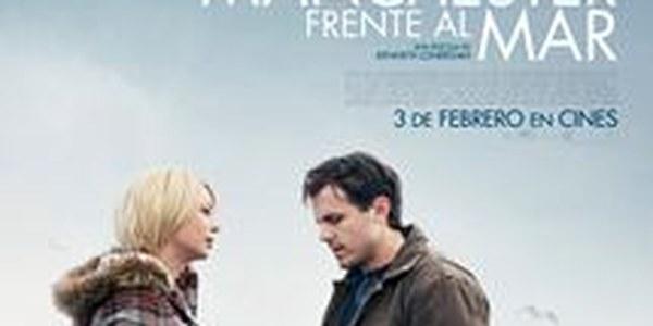 """MANCHESTER FRENTE AL MAR"" al cinema Kursaal"