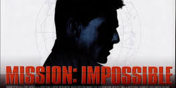 """MISIÓN IMPOSIBLE"" al cinema Kursaal"