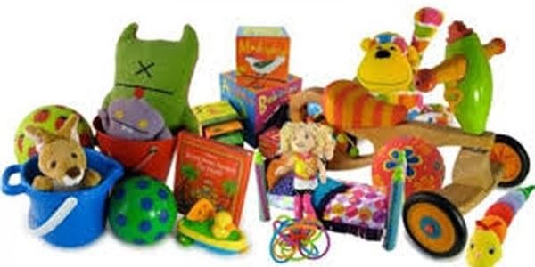 Recollida solidària de joguines