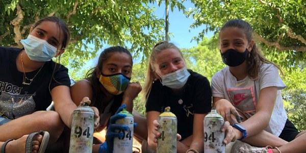 Joves de la població de Penelles participen en la desena edició del JoVa