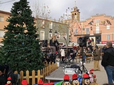 """L'agenda de Nadal de Penelles estrena una recollida solidària de joguines i """"El Poema de Nadal"""""""