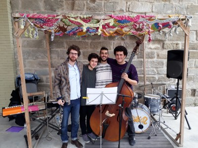 Mateo's Quartet a l'espai GARGAR
