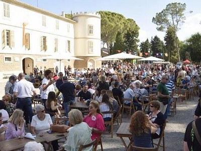 Més de 3.000 persones van a la Festa Major del Castell del Remei