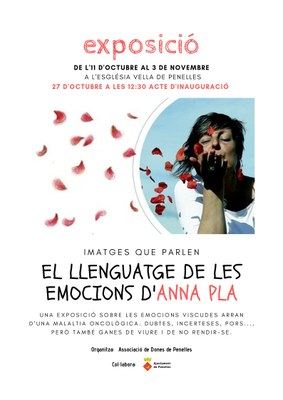 El llenguatge de les emocions, Anna Pla
