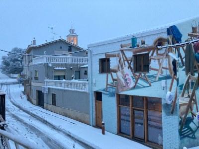 Carrers del poble - Fotografia: Olga Cortadelles