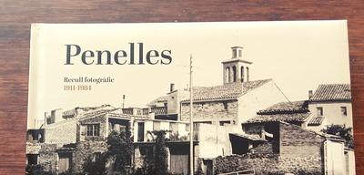Penelles, ja té el seu propi fons fotogràfic històric en format llibre.