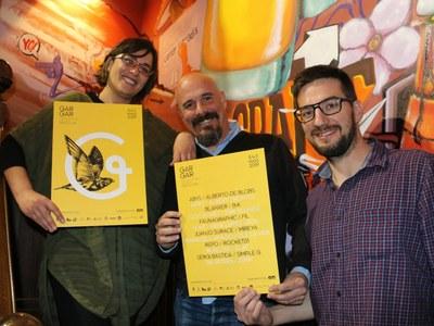 Penelles superarà el centenar de grafitis en el festival Gargar de Murals