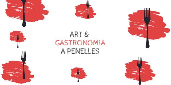 Penelles uneix art i gastronomia amb el GASTROSARAO