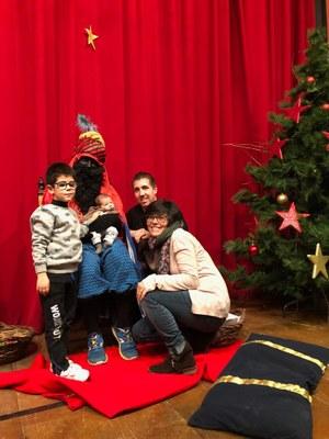 Torronada, caga tió i Parc de Nadal a Penelles