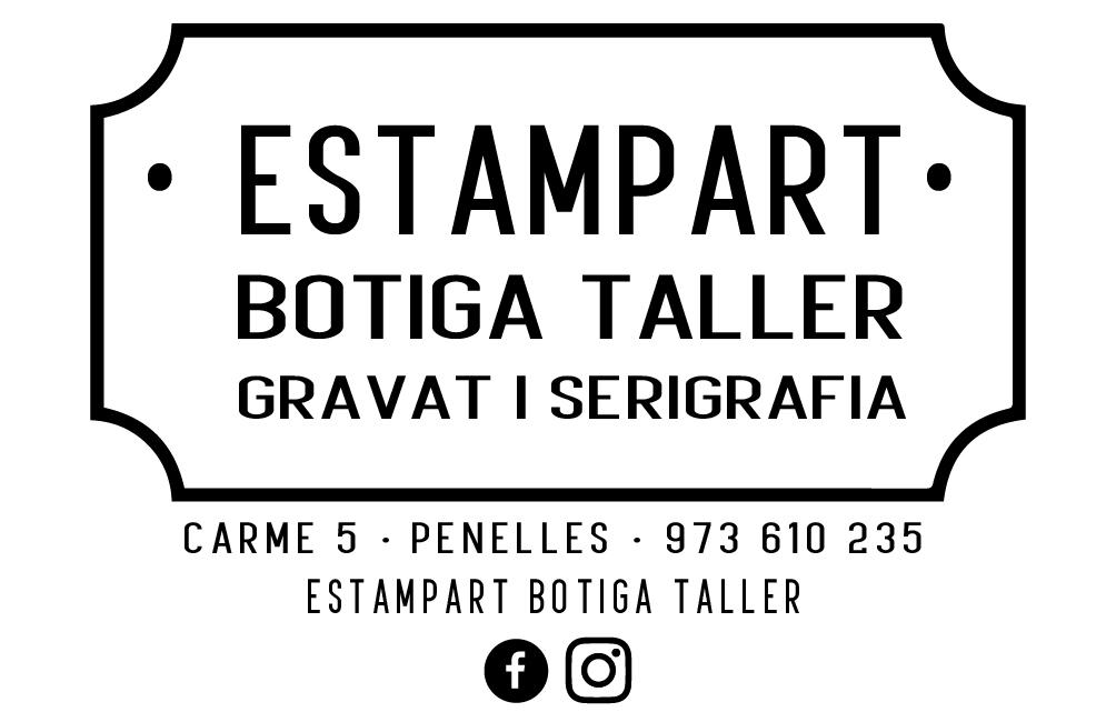 ESTAMPART Botiga·Taller
